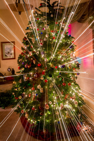 Christmas Tree in Hyper-Space
