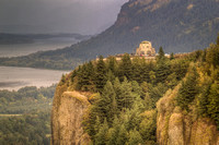 The Vista House at Crown Point