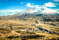 Mt. St. Helens Blast Zone and Devastation Area