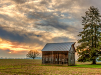 Little Barn on French Prairie